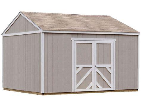 handy home products sheds wood storage shed kits
