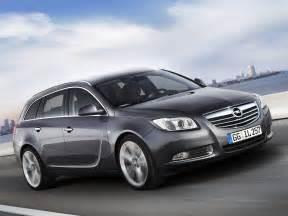 Opel Insigna 2009 Opel Insignia Sports Tourer Motor Desktop