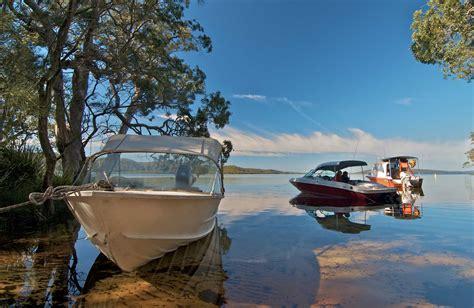 boat mooring tweed heads neranie cground nsw national parks