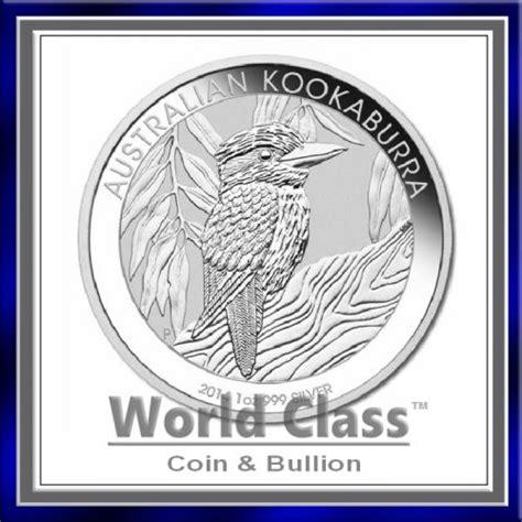 10 oz 2014 australian kookaburra silver coin 2014 australian kookaburra coin 1 oz 999 silver