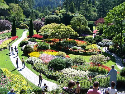 Vancouver Island Botanical Gardens Most Beautiful Gardens Across The World