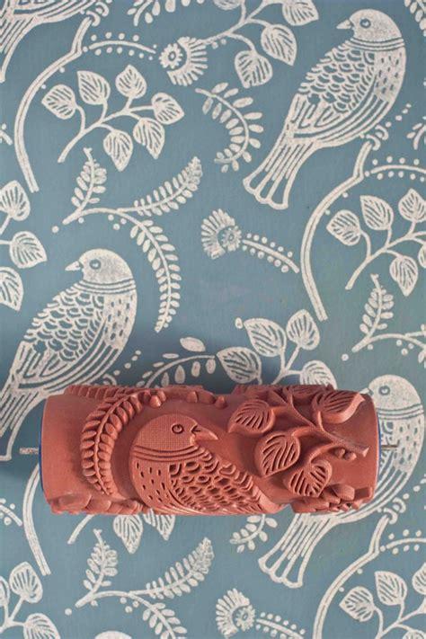 pattern paint roller youtube rolo de tinta com textura m 233 langes