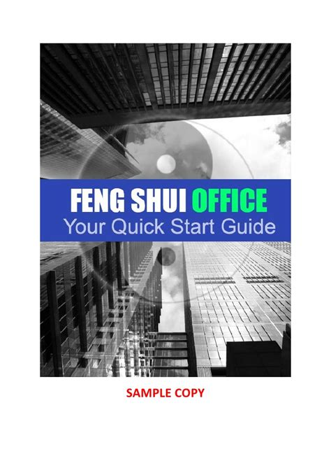 feng shui office powerful 3 step system