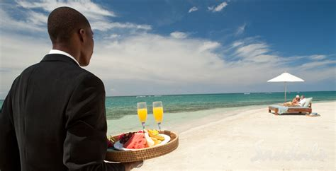 tipping butlers at sandals resorts sandals 14 all inclusive caribbean resorts