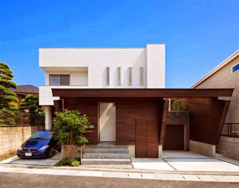 design eksterior eropa desain rumah minimalis modern jepang terbaru rumah