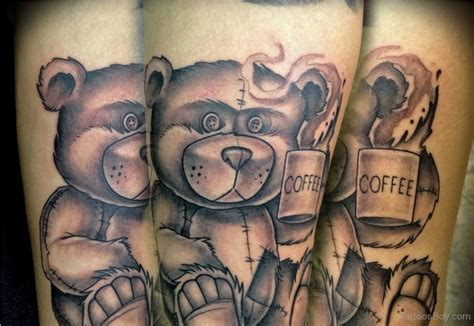 baby bear tattoo baby teddy designs www imgkid the