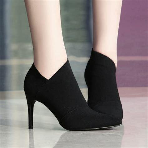 Sepatu Wanita Cewek Sepatu High Heels Tali Silang Um04 Hitam 1 model high heels keren terbaru 2016 ide model busana