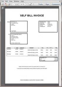billing contract template how do i set a supplier for self billing on etz etz