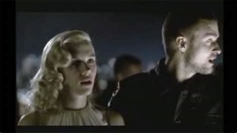 Johansson In Justin Timberlakes What Goes Around Comes Around by Justin Timberlake And Johansson What Goes
