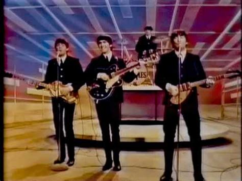 show in color beatles in color ed sullivan show
