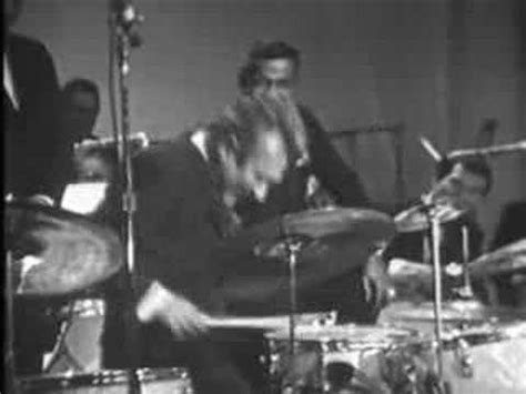 swing drum solo gene krupa buddy rich drum battle youtube