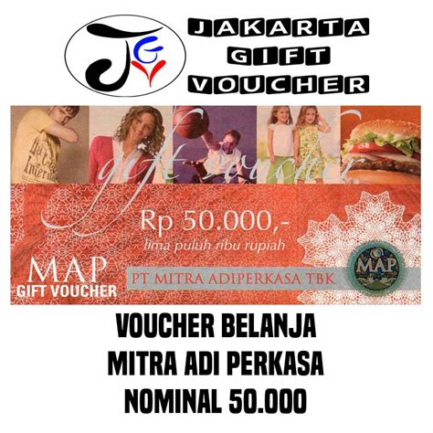 Voucher Map 1 Juta Nominal 100 000 harga map gift voucher pecahan 50 ribu discount 5 id priceaz