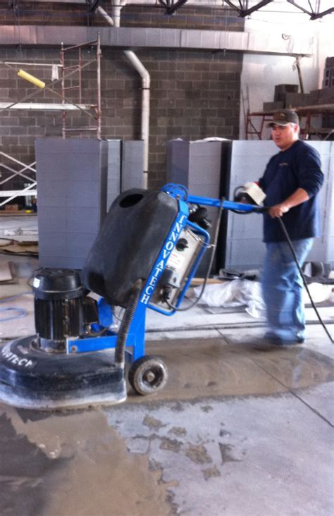 Surface Prep   Concrete Contracting Solutions