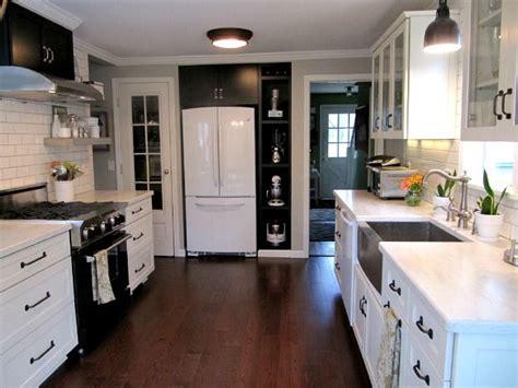 Kitchen Depot Of Huntington Joyce S Black White Kitchen