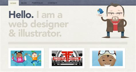 design portfolio header inspiration 35 wonderful website headers