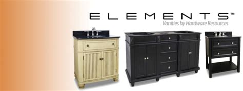Element Vanities Elements Bathroom Furniture