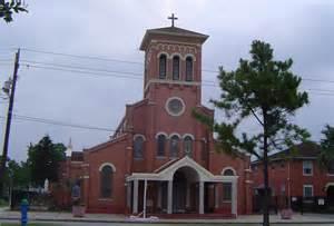 St Ignatius Tx Our Of Guadalupe Catholic Church Houston