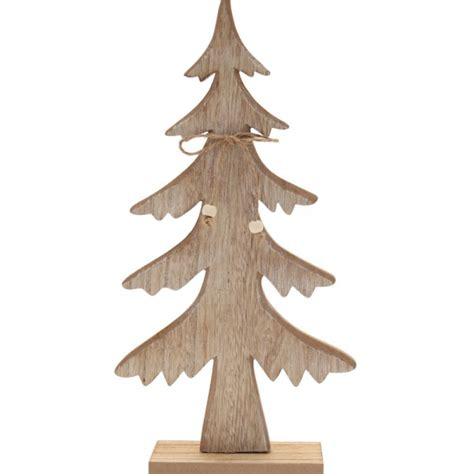 wooden xmas tree easy florist supplies