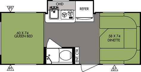 pods floor plans 2015 forest river r pod 178 travel trailer fremont oh youngs rv fremont oh rv sales fremont