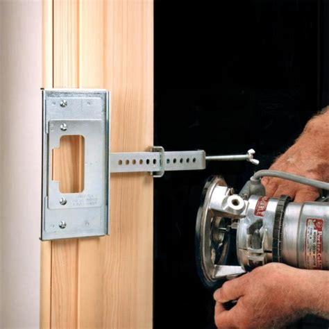 Interiordoorkit Milescraft Door Mortise Template