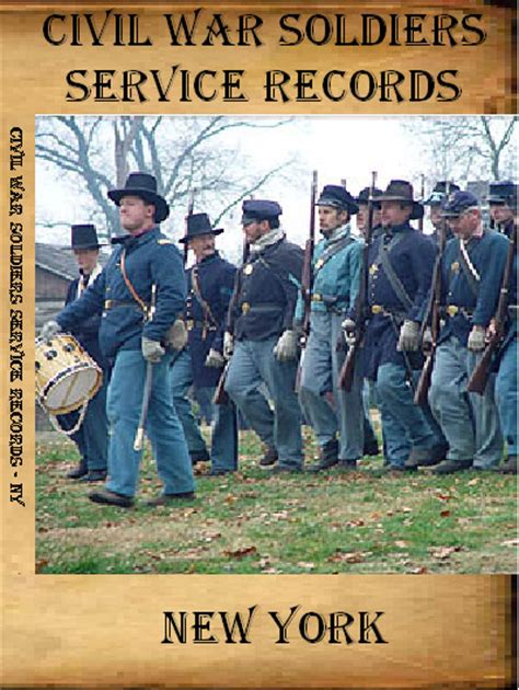 New York Civil Search Research Your Civil War Ancestor New York Civil War Soldiers Service Records