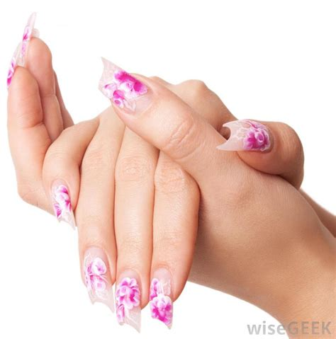Silk Nails by What Are Silk Wrap Nails With Pictures