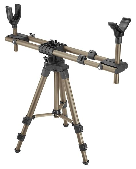 Rifle Stand by Caldwell Deadshot Fieldpod Shooting Tripod Adjustable