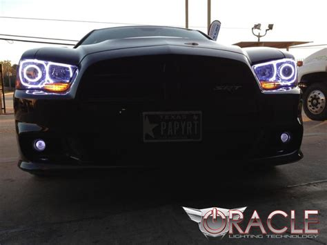2014 Dodge Charger Led Lights by Oracle Halo Lights For 2011 2014 Dodge Charger 2011 2014
