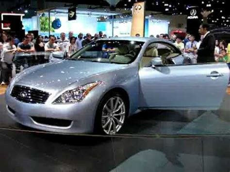 how can i learn about cars 2008 infiniti g37 head up display infiniti s new g35 convertible hard top los angeles auto show 2008 youtube