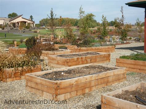 raised gardens raised bed gardening ideas adventures in diy