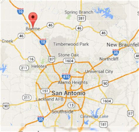 where is boerne texas on the map boerne property management tx property managers