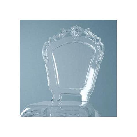 sedia barocca sedia barocca in policarbonato baci domustore