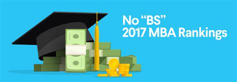No Pay Mba Review by Sofi S Quot No Bs Quot 2017 Mba Rankings Examine Salary Vs Debt