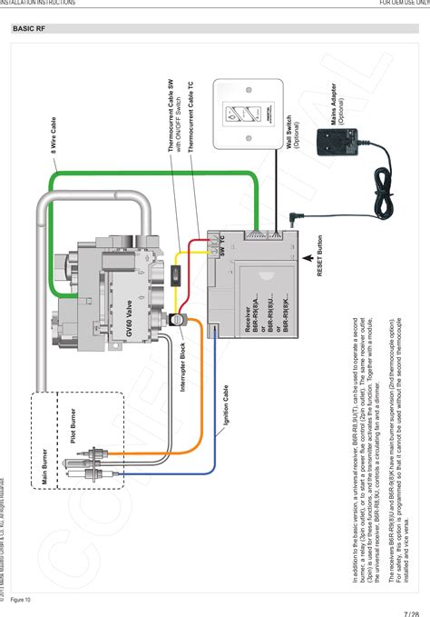 apcom water heater thermostat wiring diagram circuit and