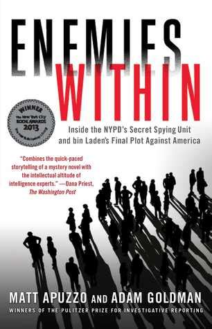 enemies    nypds secret spying unit