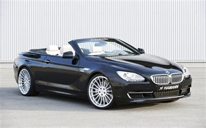 Bmw 650 Convertible 2012 Bmw 650i Convertible Hamann Tuned Front End Photo 2