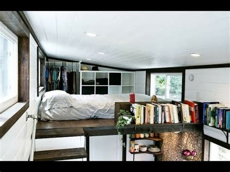 tiny house interiors part  youtube