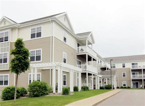 elderly housing senior living apartments rothschild wi horizon