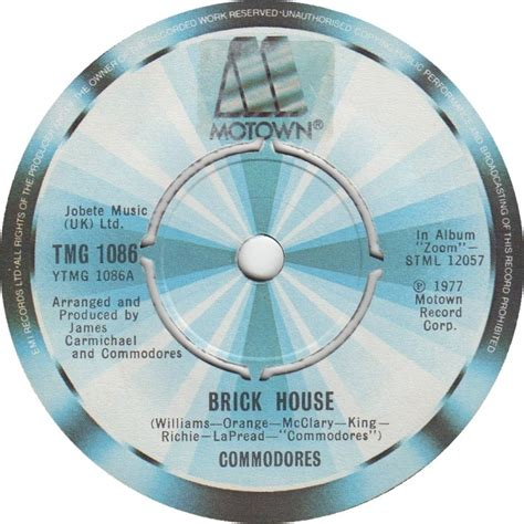 who sings the song brick house 1000 ideas about commodores brick house on pinterest who sings brick house brick