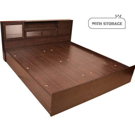 hometown bali king bed with box storage buy hometown