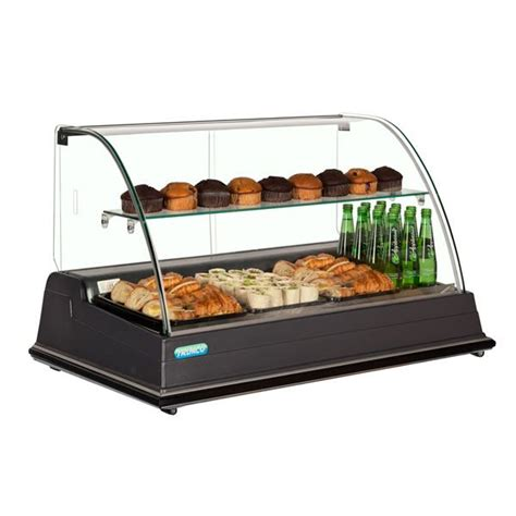 Countertop Cold Food Display by Serve Counters Refrigerated Display Counters