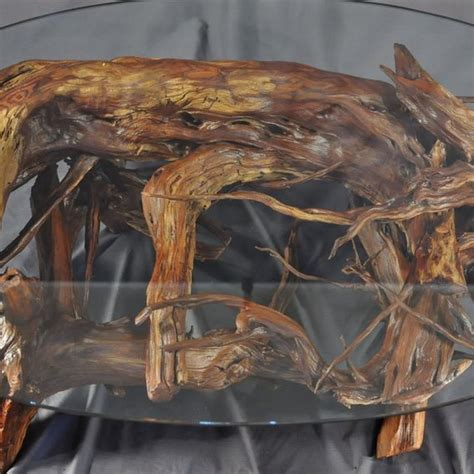 Driftwood Tables Handmade - custom driftwood coffee table by driftwood decor