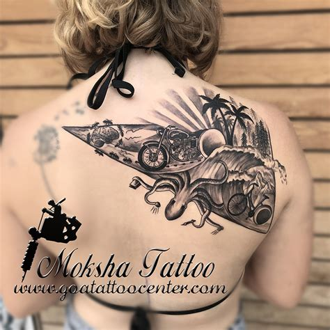 moksha tattoo designs custom done by mukesh waghela