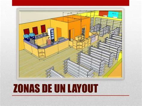 que es layout en ventas layout de punto de venta