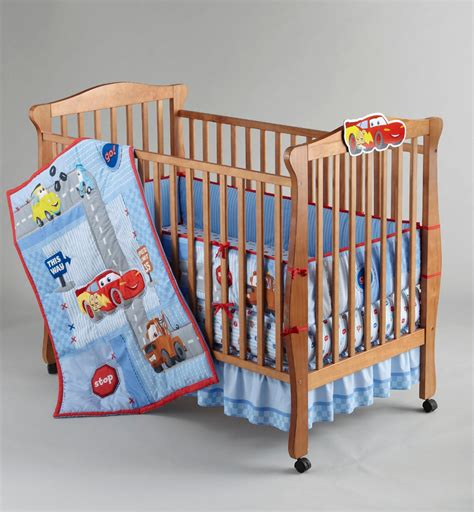 Cars Crib Bedding Set Disney Boys Cars Racer Five Baby Crib Bedding Set Baby Baby Bedding Bedding