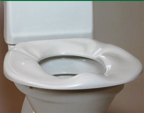 bathroom posture toilet seats that support posture and better comfort and