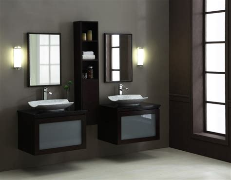 4 new bathroom vanities to your appetite abode