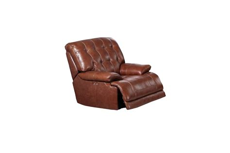 power glider recliner westport leather power glider recliner at gardner white
