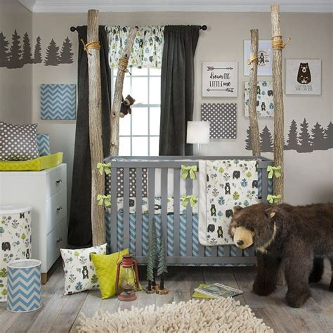 Forest Themed Crib Bedding Best 25 Forest Baby Rooms Ideas On Pinterest Woodland Nursery Forest Nursery And Forest Crib