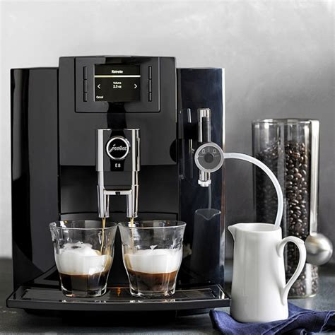 Coffee Maker Merk Jura jura e8 coffee center williams sonoma